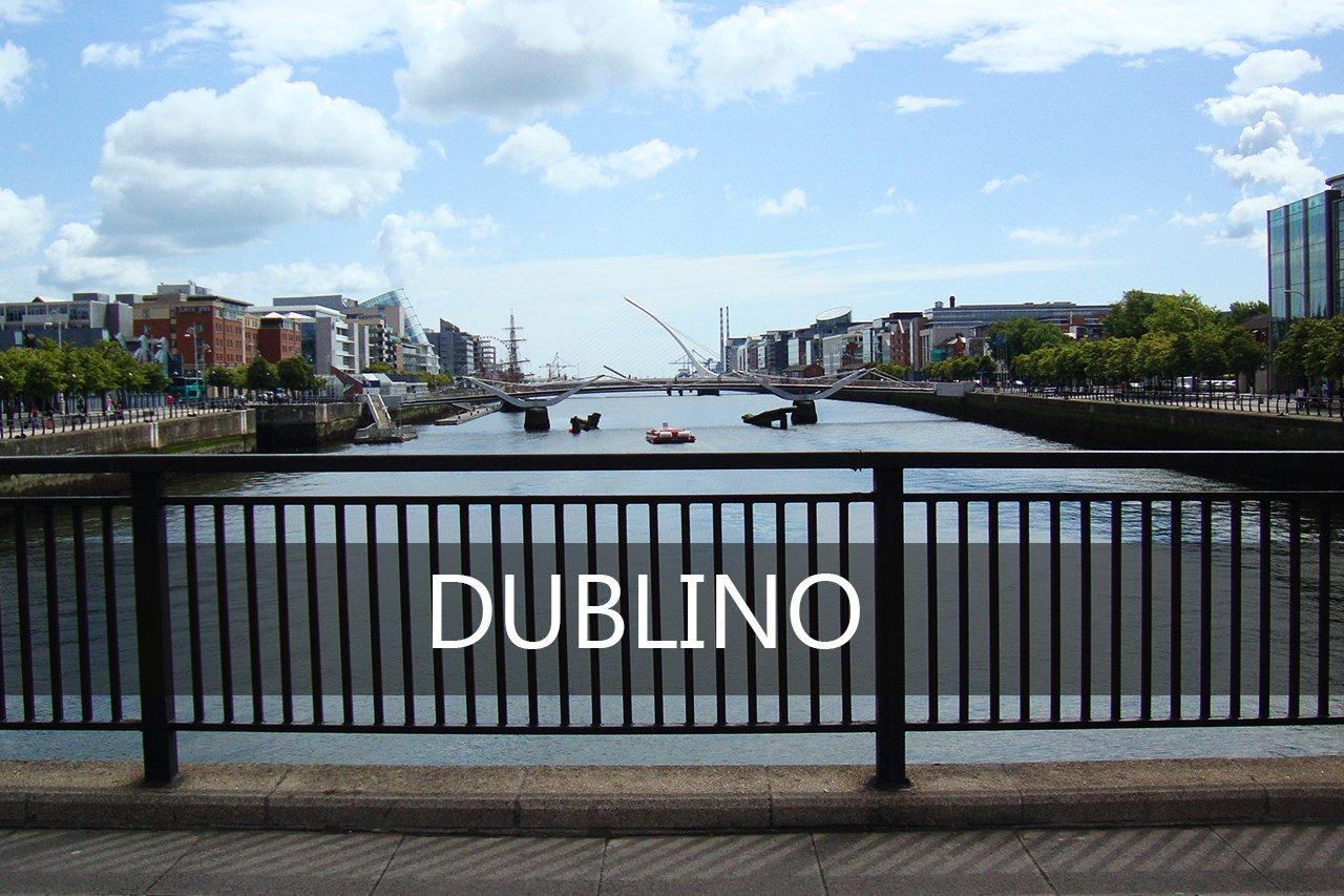 Corso di inglese a Dublino e alloggio in Residence