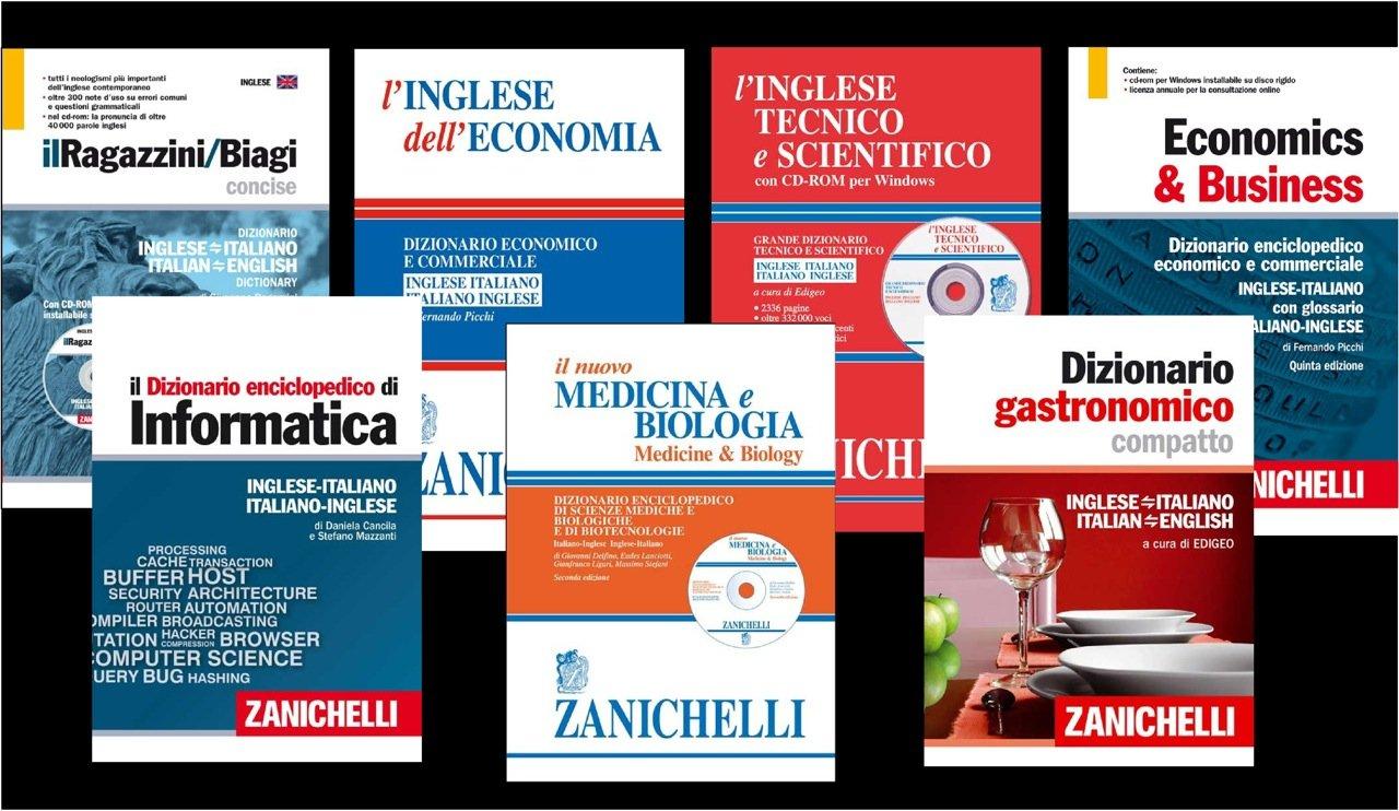 7 dizionari Zanichelli consultabili online