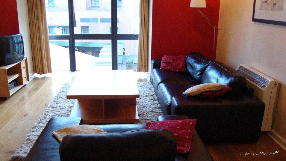 Alloggiare in appartamento a Dublino o a Londra