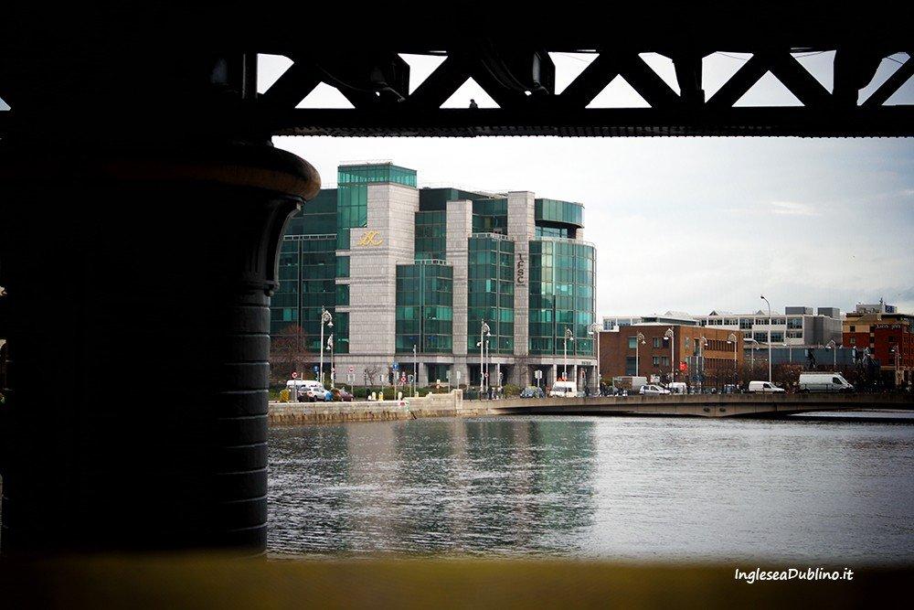 Il liffey e Dublino